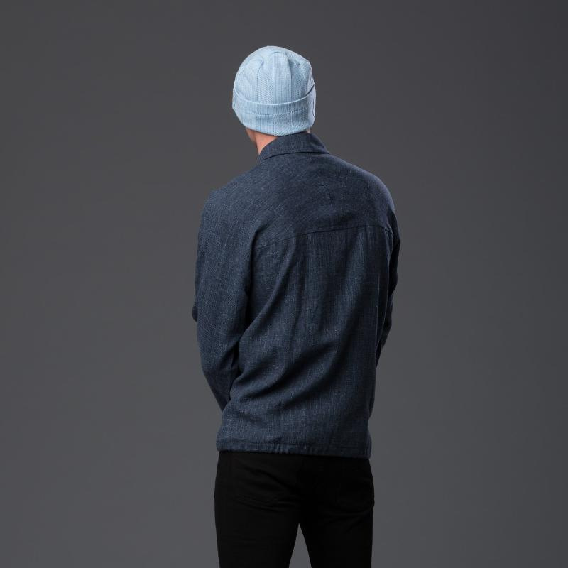 Ddugoff Navy Philip Jacket