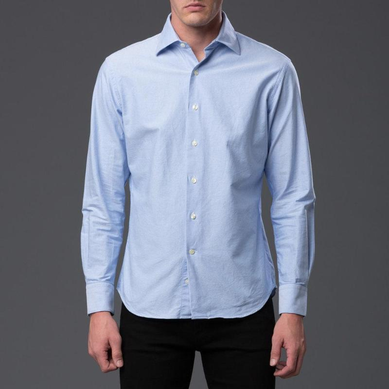 Freemans Sporting Club Blue Hopkins Oxford Shirt