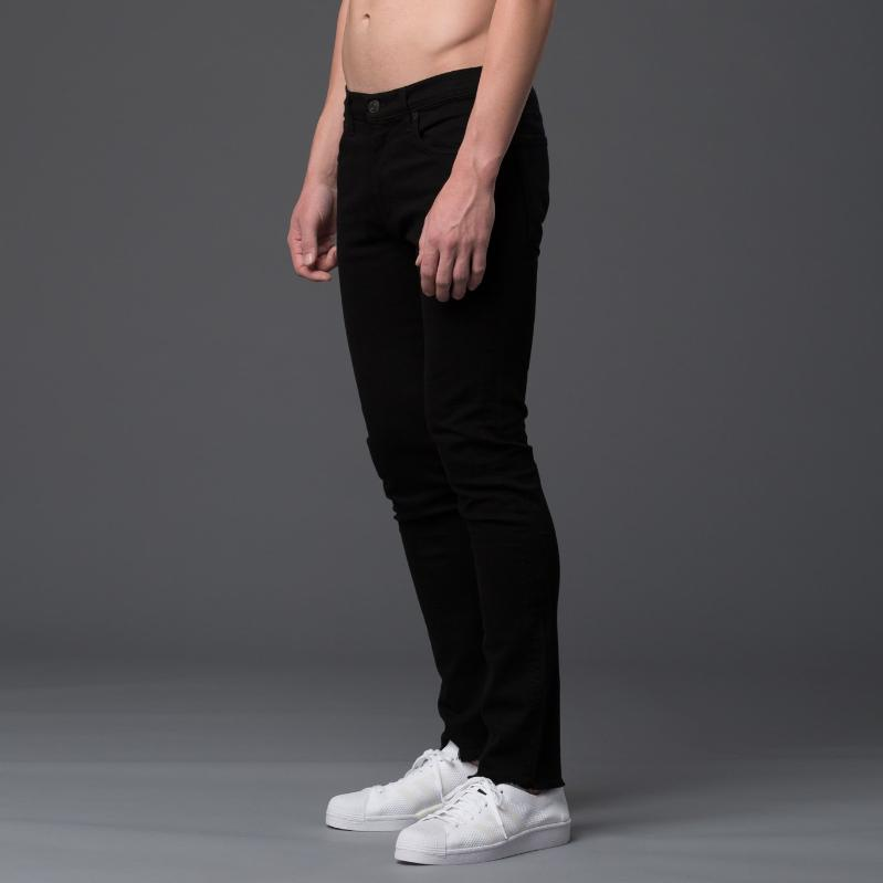 AGOLDE Splinter Skinny Designer Denim