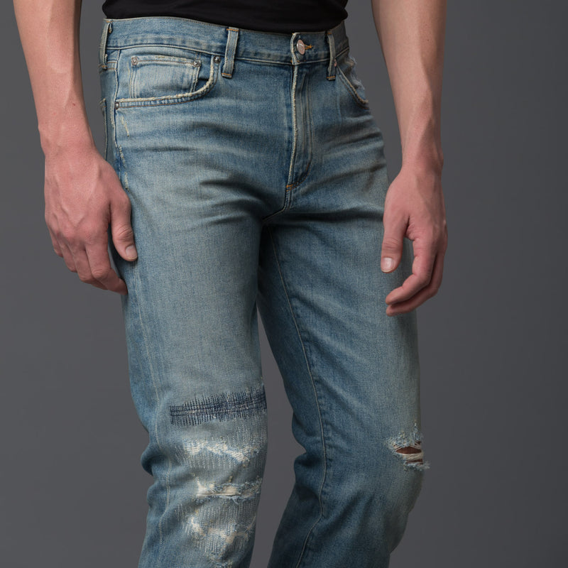 AGOLDE ASAP FERG Premium Wash Denim