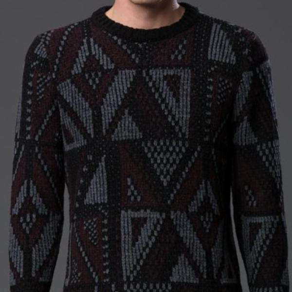 Deveaux New York Designer Knit