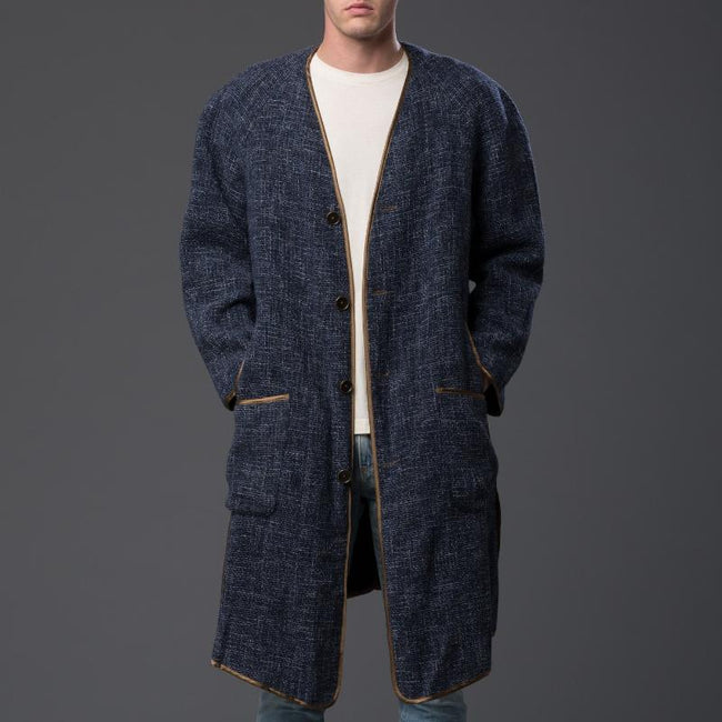 Thaddeus O'Neil Basketweave Coat