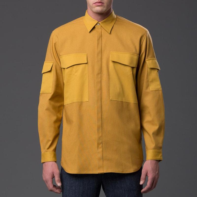 Carlos Campos Cargo Pocket Shirt