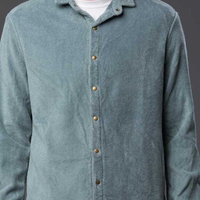 Adam Mar Oxford Button Up Long Sleeve Shirt