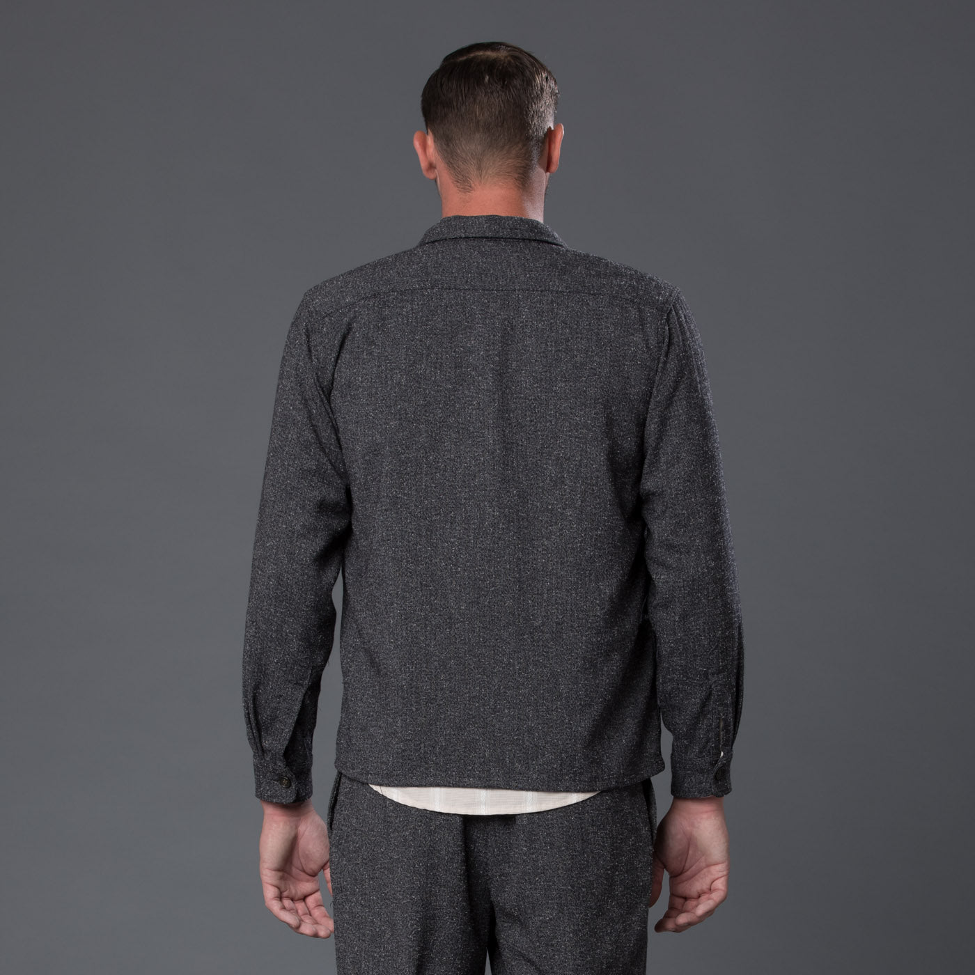 Krammer & Stoudt Grey Cesar Shirt