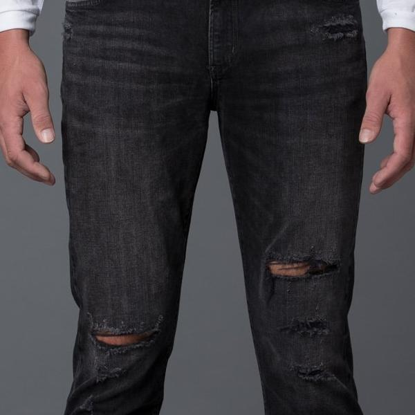 AGOLDE Black Denim