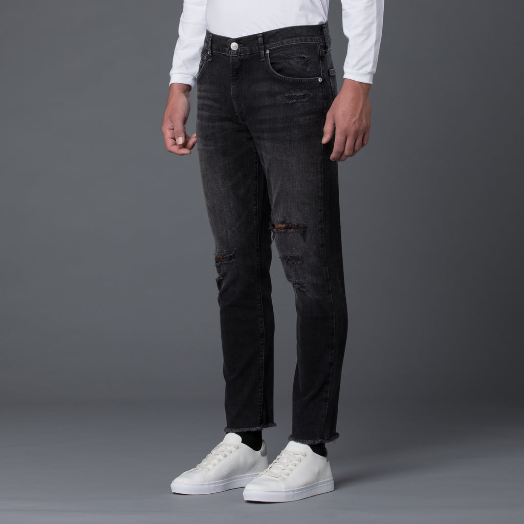 AGOLDE Blade Jean in Black