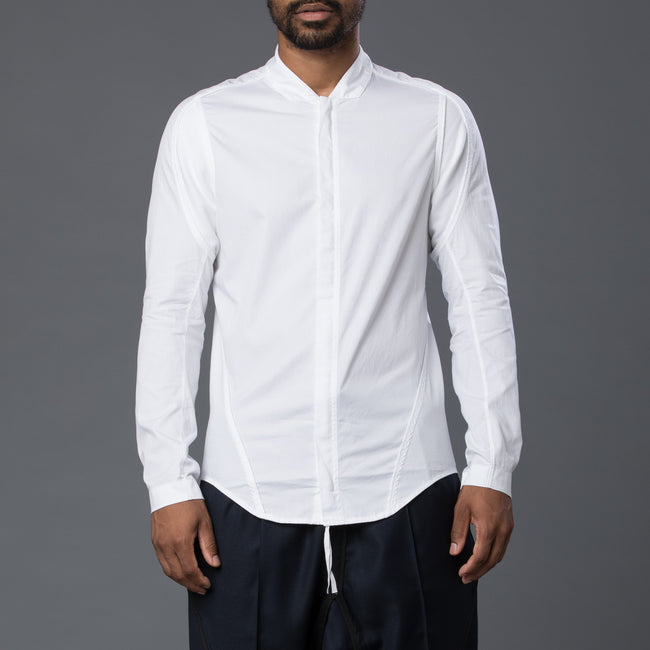 Abasi Rosborough Arc Apres Shirt in White