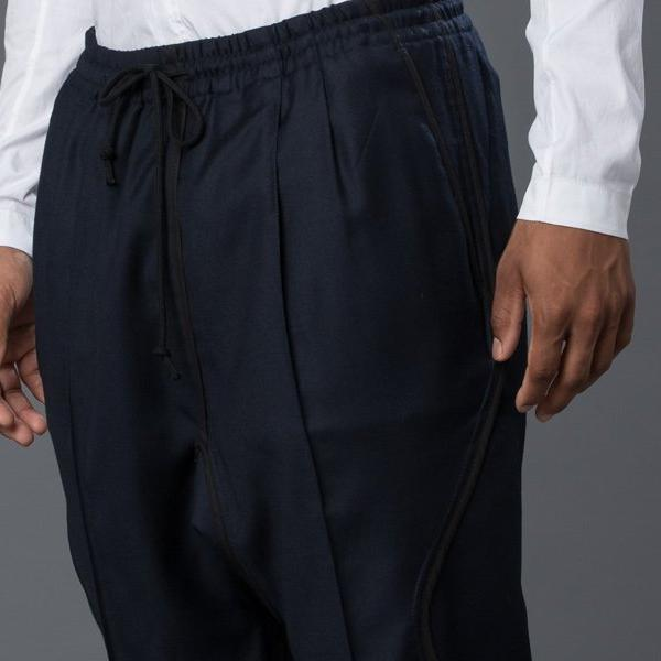 Abasi Rosborough Arc Pant in Wool