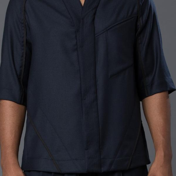 Abasi Rosborough Arc Short Sleeve Shirt