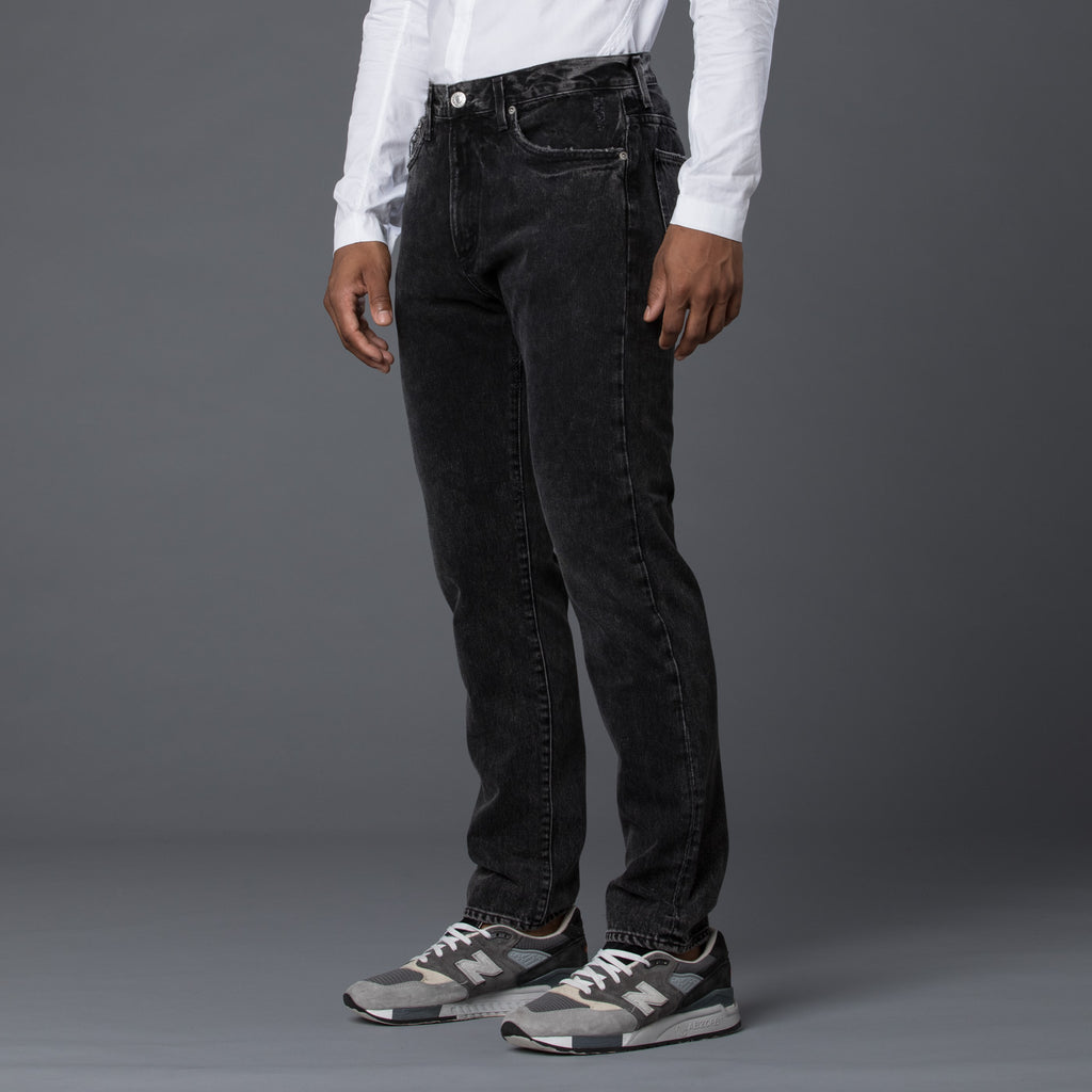 AGOLDE Premium Black Wash Denim