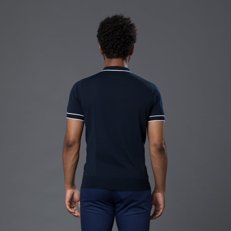 David Hart Cotton polo