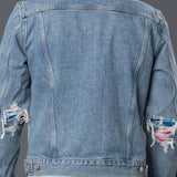 AGOLDE Blue Jean Jacket