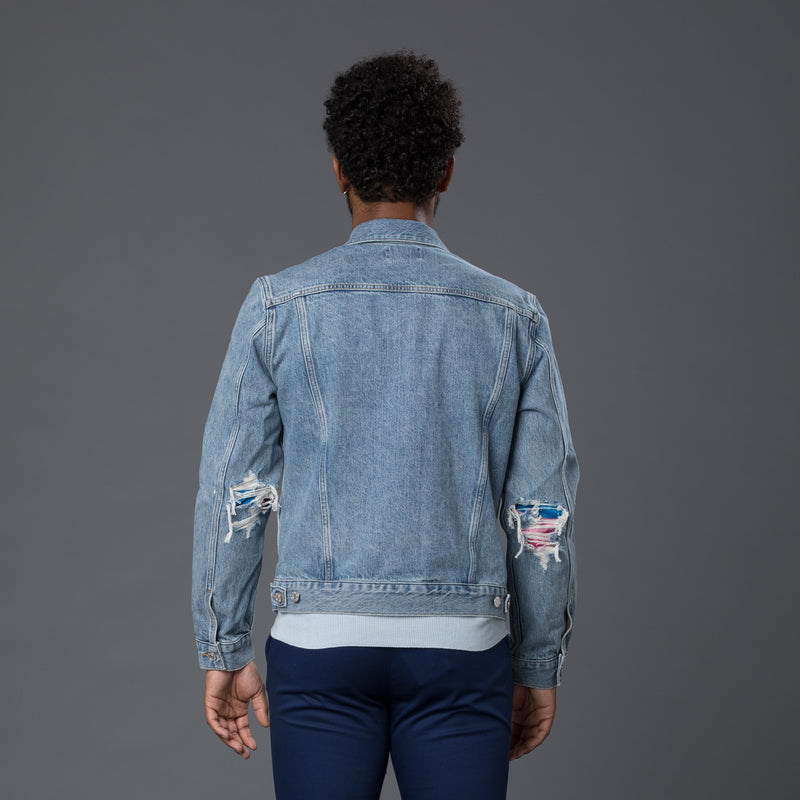 AGOLDE Mens Jean Jacket