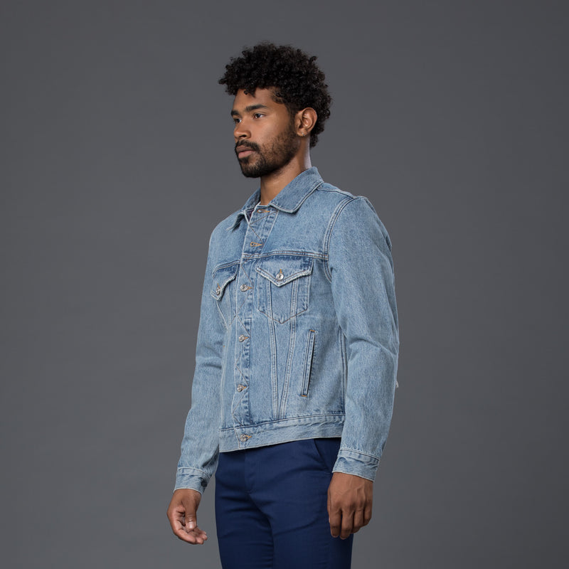 AGOLDE Trucker Jacket in Trelick