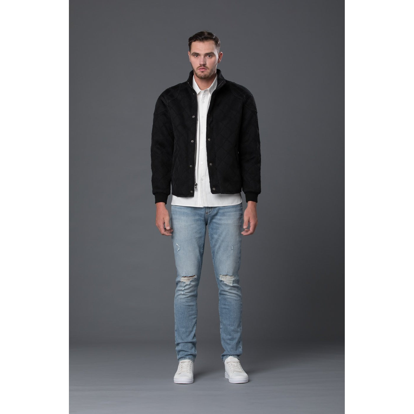 Krammer and Stoudt Bomber Jacket