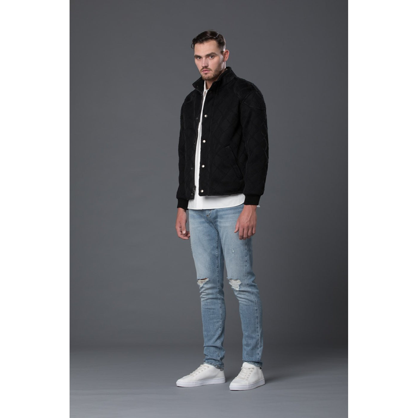 Krammer Stoudt Black Jacket