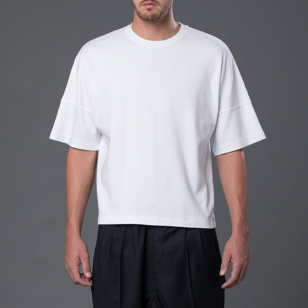 Grei New York White Big Tee