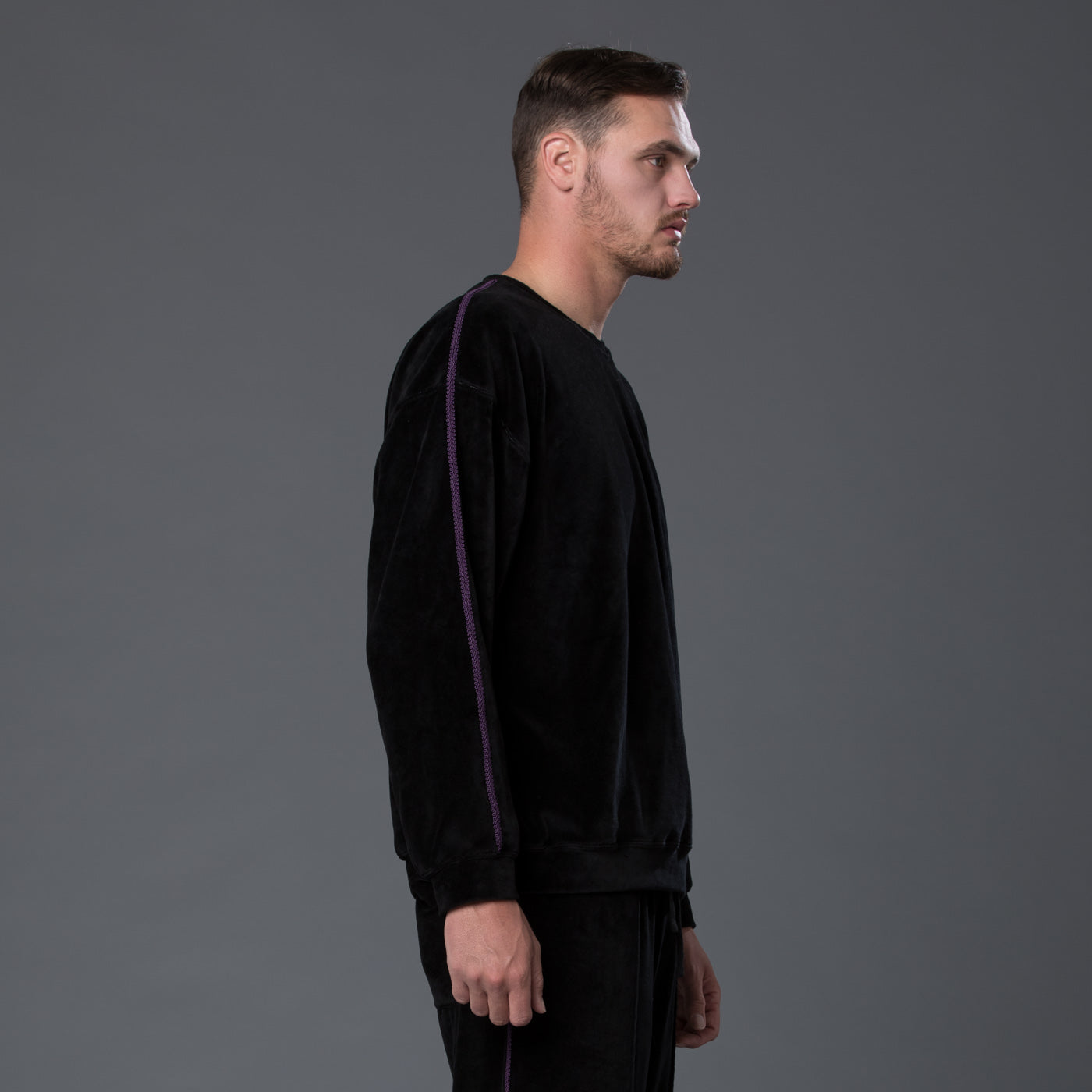 s.k. manor hill oversized sweatshirt