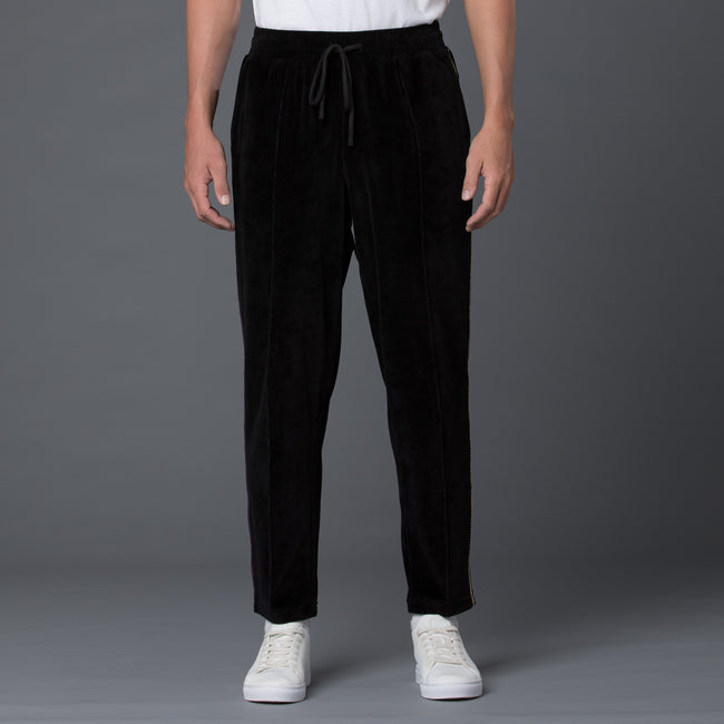 s.k. manor hill Braided Velour Maestro Pant