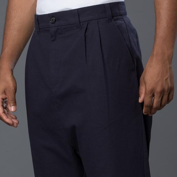 Grei New York Navy Pant