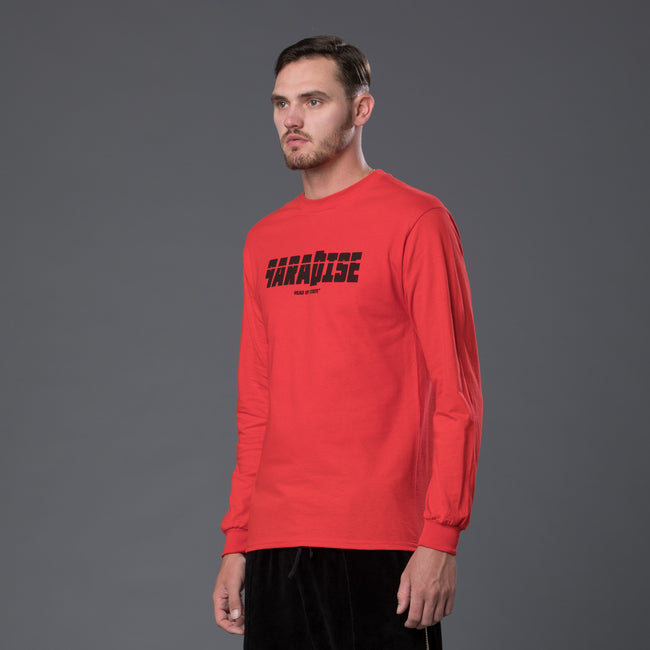 Head of State Paradise Red Tee Shirt
