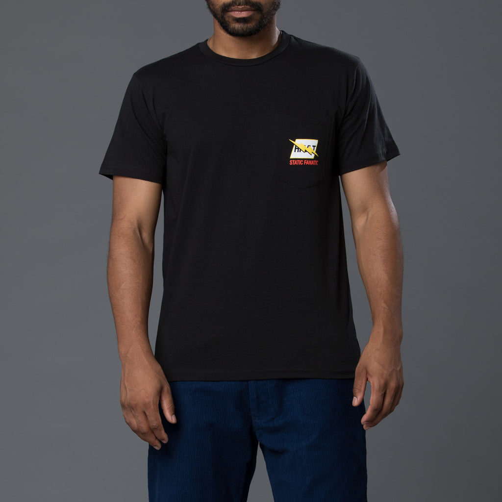 AGOLDE Pocket Tee in Nocturne