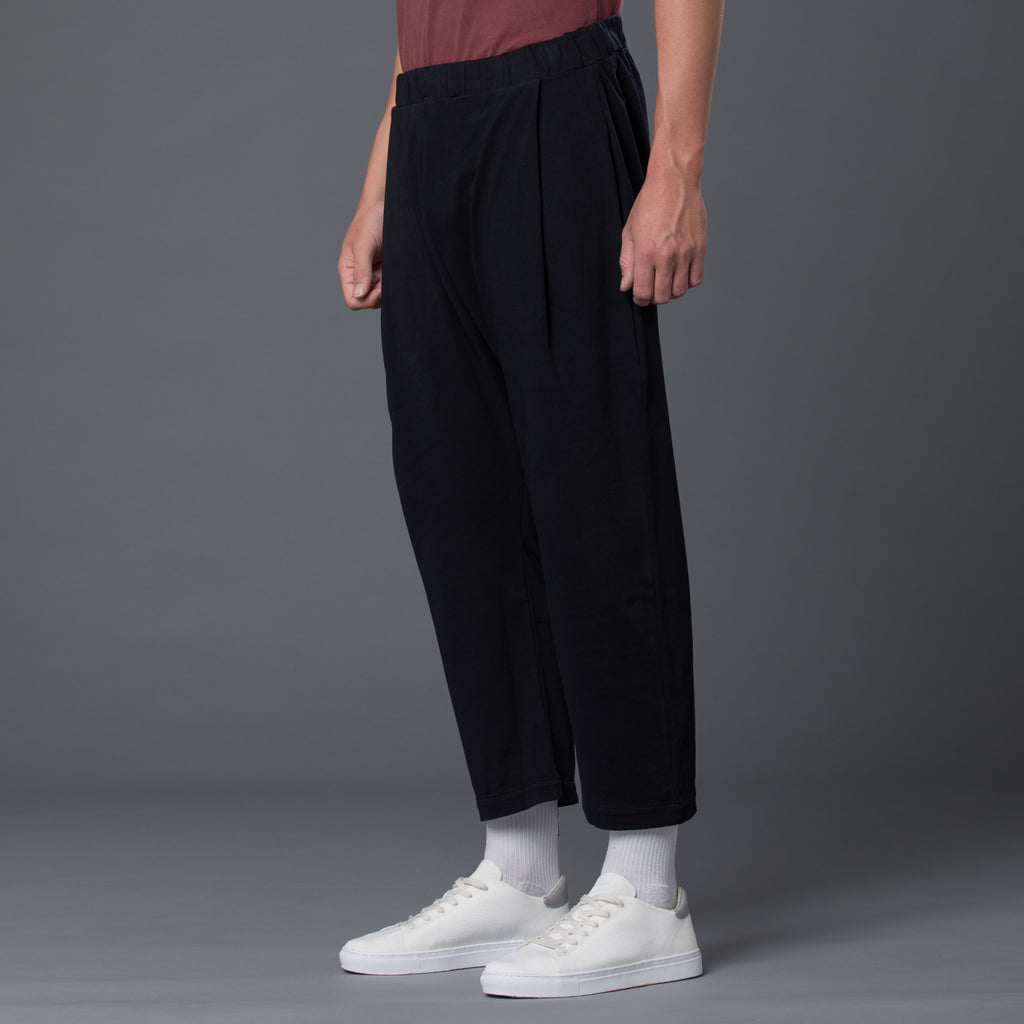 Willy Chavarria Buffalo Pant in Black