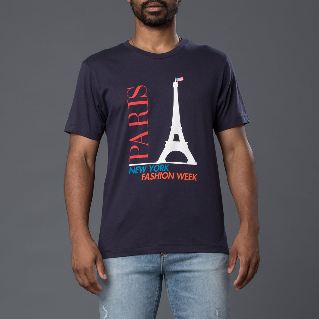 David Hart NYFW Paris Tee