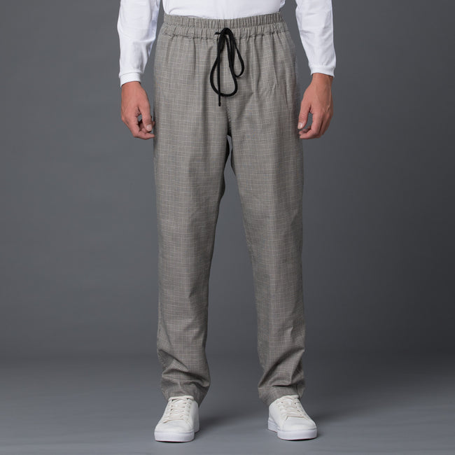 s.k. manor hill Glen Check Coma Pant