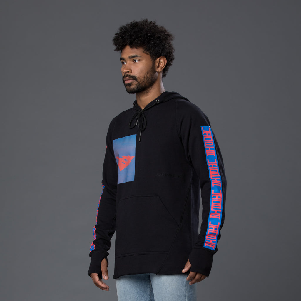 Abasi Rosborough Arc Hooded Sweatshirt