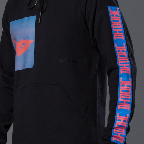 Abasi Rosborough Graphic Hooded Sweatshirt