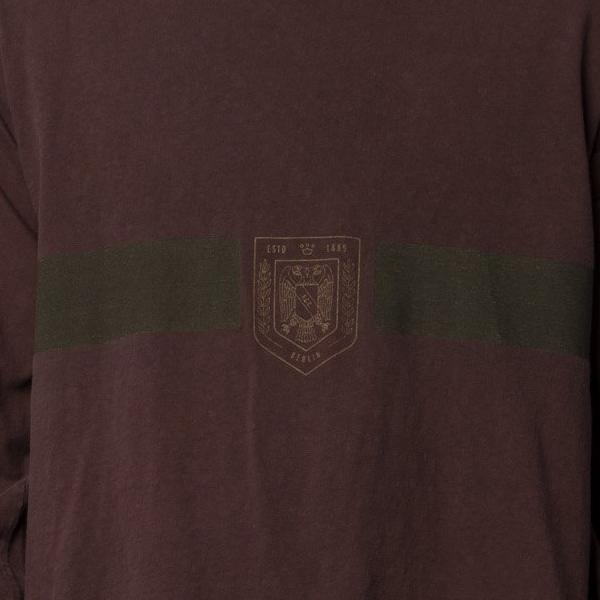 Robert Geller Long Sleeve Tee