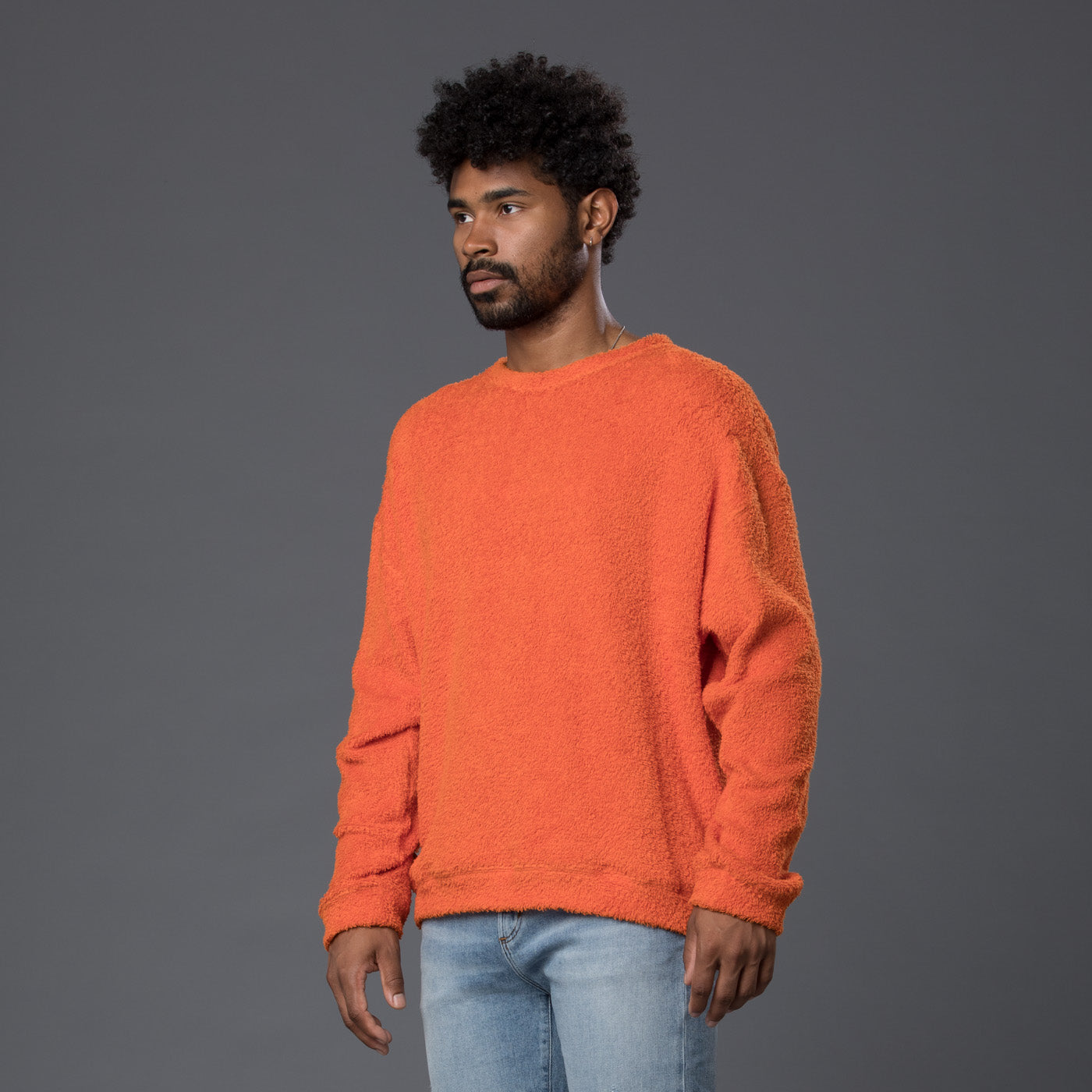 s.k. manor hill Reversible Sweatshirt