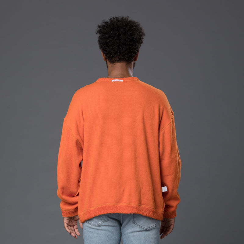 s.k. manor hill Orange Sweatshirt
