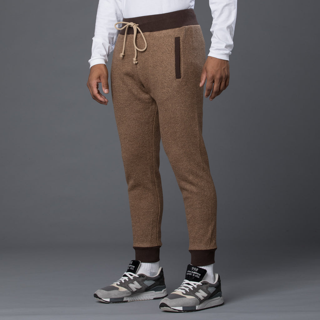 Thaddeus O'Neil Brown Wool Pants