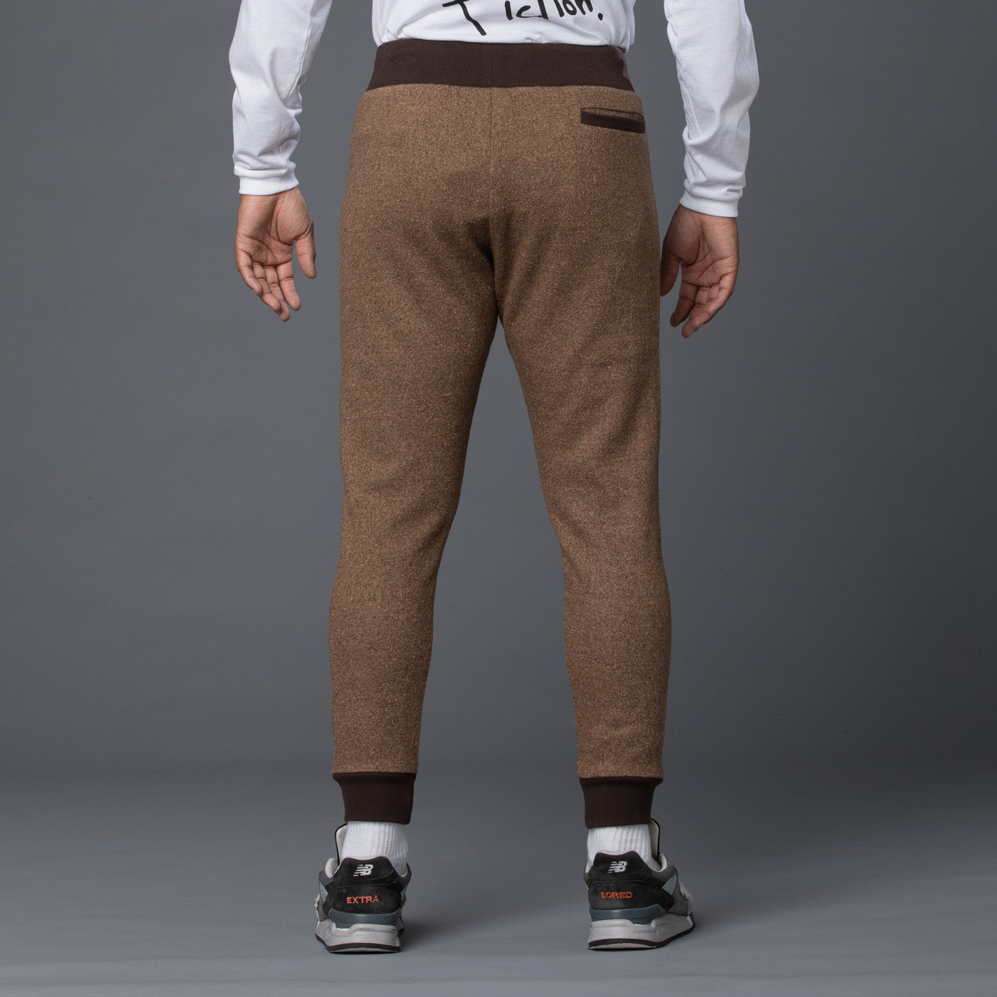 Thaddeus O'Neil Brown Joggers