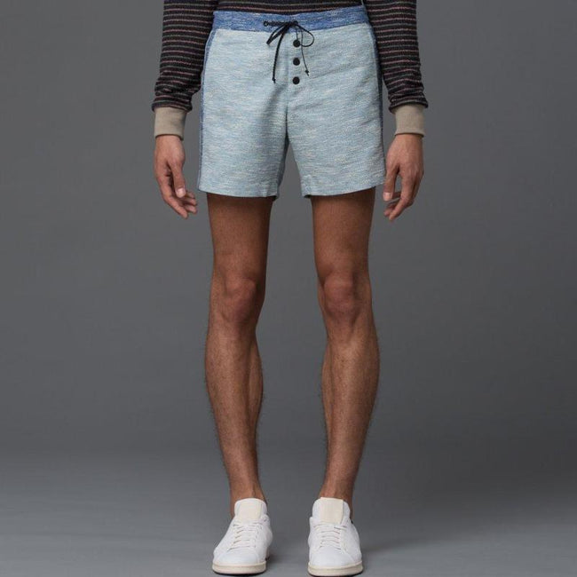 Thaddeus O'Neil Textured Board Short
