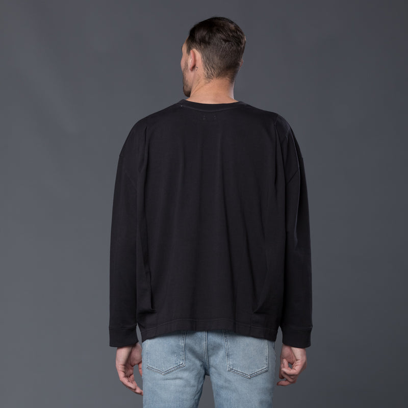 Willy Chavarria Black Buffalo Tee