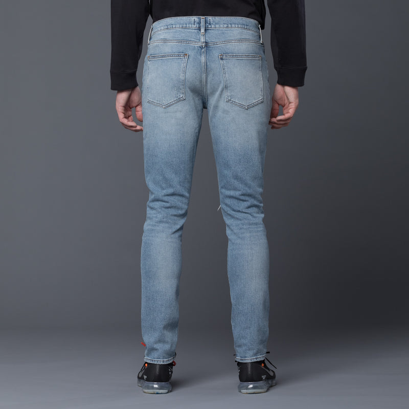 AGOLDE Light Blue Blade Jean