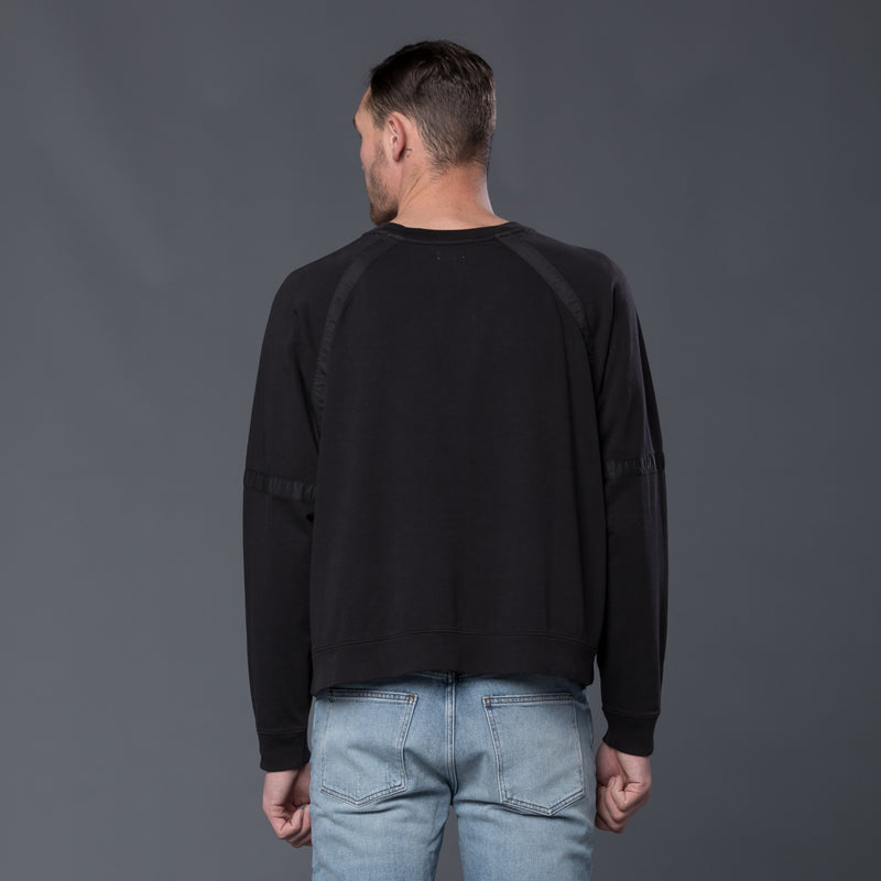 Willy Chavarria Black Sweatshirt