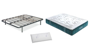 PACK Base + Colchón MEDICAL Opción Somier Vita 1 Almohada