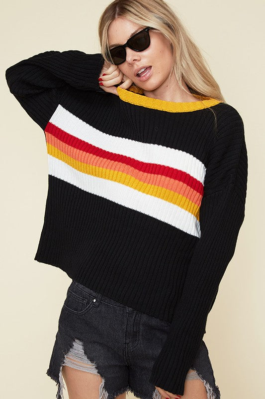 Bold Life Sweater