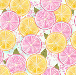 Pink Lemonade - Custom Capris