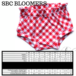 All American Girl - Bloomers