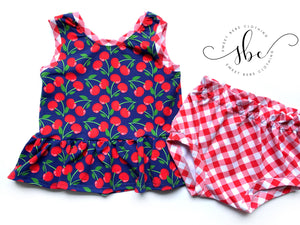 Summer Shades - SBC Simple Peplum