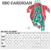 Decade of Florals - SBC Cardigan