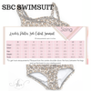 Cheetah Girl - SBC Side Cut Out Swimsuit