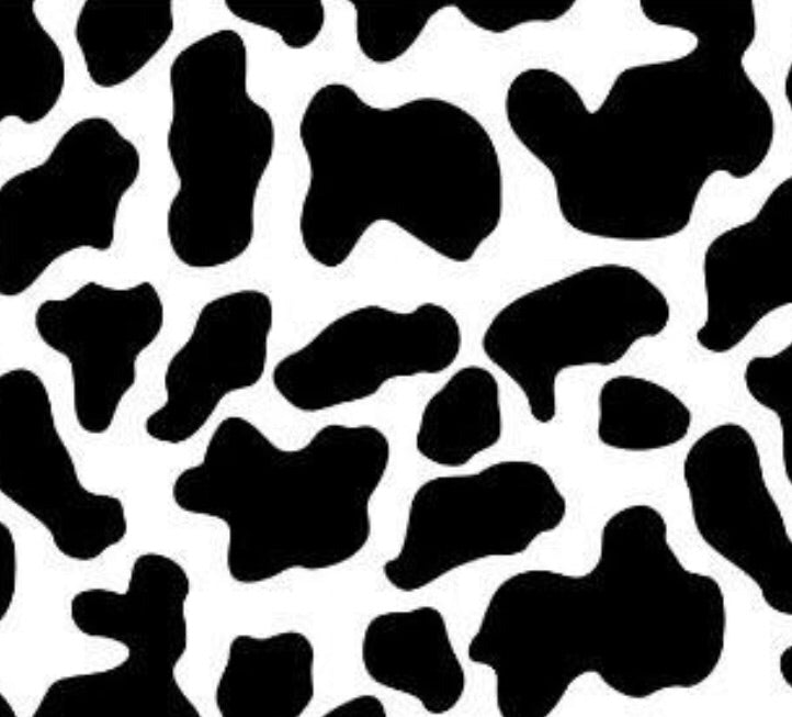 Cow Print - Harem Pants