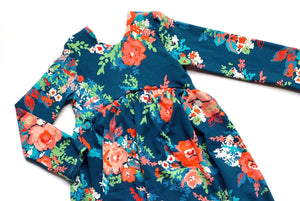 Falling for Florals - SBC Tunic